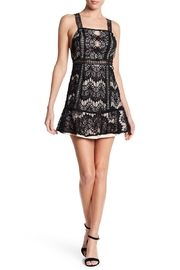 Lush Illusion Lace Dress - Product Mini Image