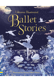 Usborne Illustrated Ballet Stories - Product Mini Image