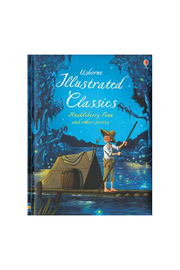 Usborne Illustrated Classics Huckleberry Finn And Other Stories - Product Mini Image