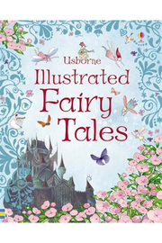 Usborne Illustrated Fairy Tales - Front cropped
