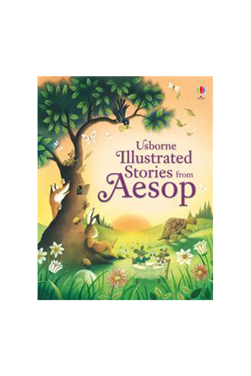 Usborne Illustrated Stories From Aesop - Main Image