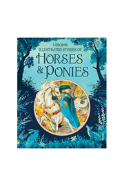 Usborne Illustrated Stories Of Horses And Ponies - Product Mini Image