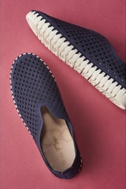 Ilse Jacobsen Tulip Perforated Sneaker - Product Mini Image