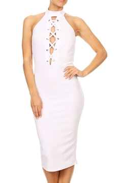Imagenation Halter Neck Dress - Product List Image