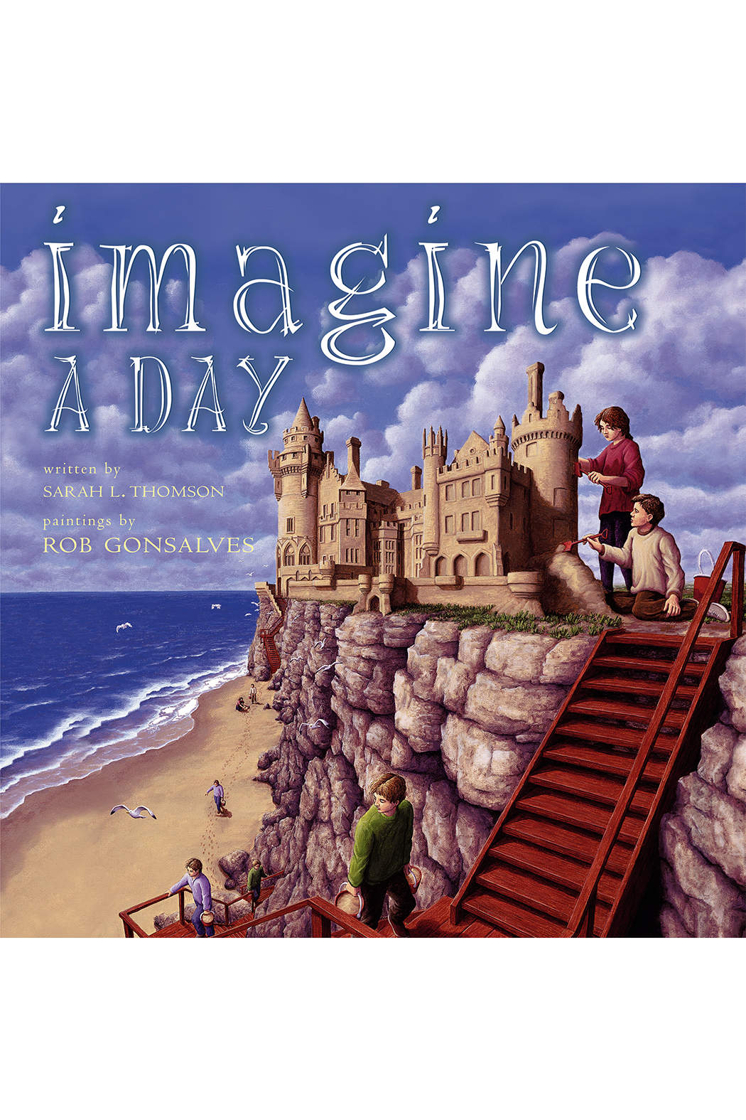 Simon and Schuster Imagine A day - Main Image