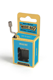 Kikkerland Design Imagine Music Box - Product Mini Image