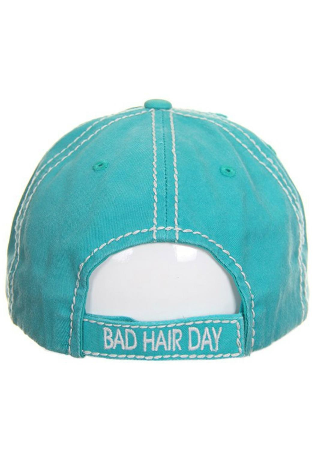 Imagine That Bad Hair Day-Hat - Side Cropped Image