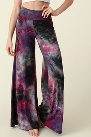 Imagine That Berry Love Pants - Front cropped