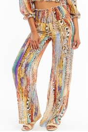 Imagine That Boho Pants - Front cropped