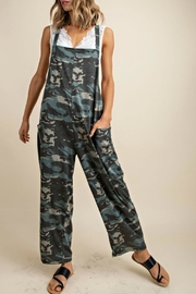 Imagine That Cool Camo Jumpsuit - Front cropped