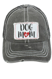 Imagine That Dog Mom Hat - Front full body
