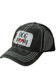 Imagine That Dog Mom Hat - Front cropped
