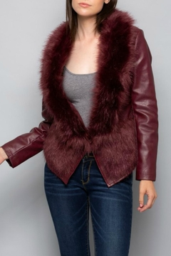 Imagine That Faux Fur Jacket - Product List Image