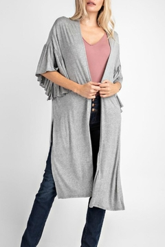 Imagine That Grey Kimono Cardigan - Product List Image