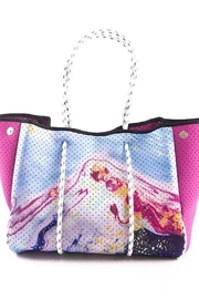 Imagine That Hot Pink Tote - Product Mini Image