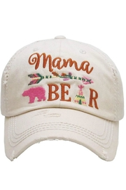 Imagine That Mama Bear Hat - Front cropped