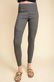 Imagine That Moto Pants - Front cropped