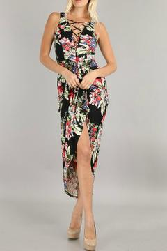 Shoptiques Product: Multi Flower Dress