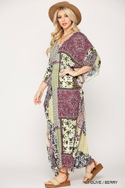 Imagine That Patchwork Maxi Dress - Other