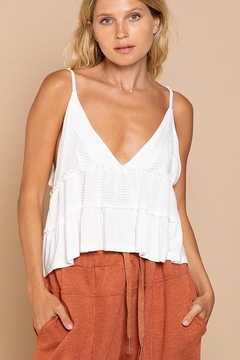 Imagine That Ruffle Top - Product List Image