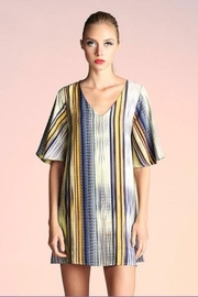 Imagine That Stripes Of Sunshine Dress - Product Mini Image