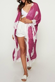 Imagine That Sunset Kaftan - Front cropped