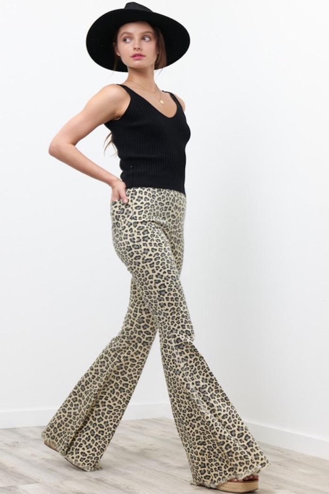 Imagine That Wild & Free Jeans - Back Cropped Image