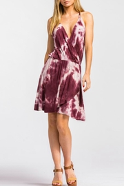 Imagine That Wine Country Dress - Product Mini Image