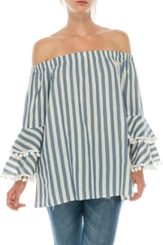 Imagine That Wisk Away Top - Front cropped