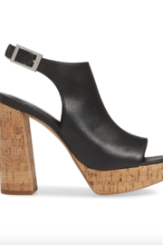 Charles David Imani Chunky Heel - Front full body