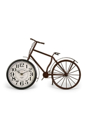IMAX Worldwide Higdon Bicycle Clock - Product Mini Image