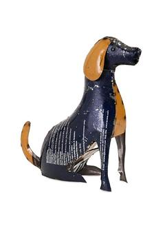 Shoptiques Product: Reclaimed Metal Pup
