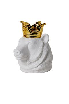Shoptiques Product: Crowned Bear Head