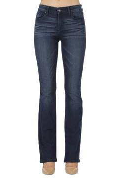 Eunina Imogen Mid Rise Bootcut Jeans - Product List Image