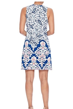 Aryeh Imperial Button Dress - Alternate List Image
