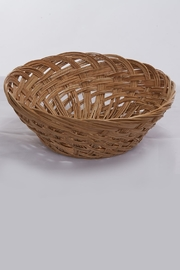 Imperial Weaved Bowl Basket - Product Mini Image