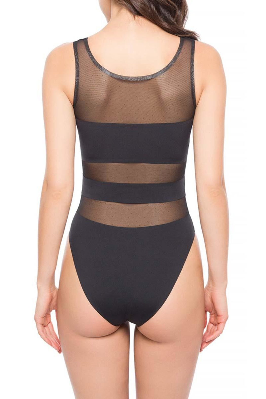 Implicite Tulle Le Body - Front Full Image