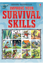 Usborne Improve Your Survival Skills - Product Mini Image