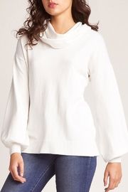 BB Dakota In-A-Stitch Sweater, Ivory - Product Mini Image