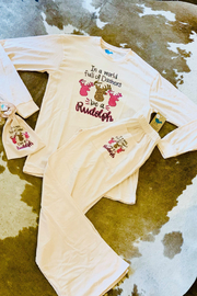 Lucky Bird In a World Full of Dashers..Tee & Lounge Pants - Product Mini Image