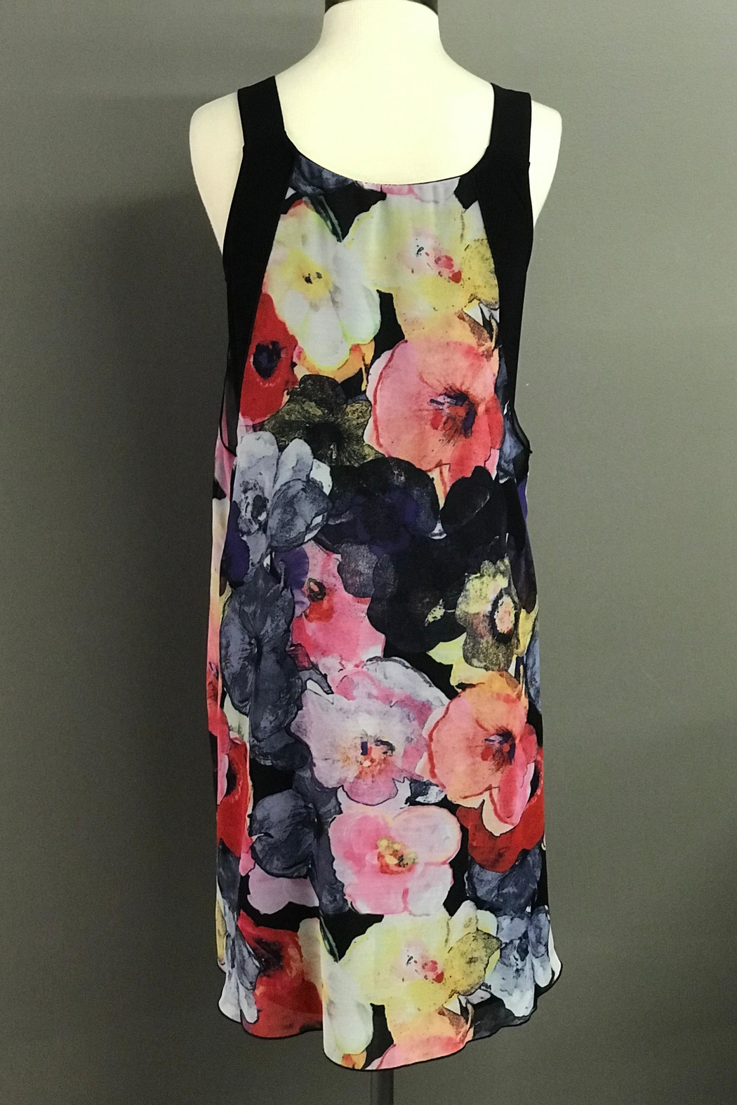 Michael Tyler Collections In Bloom Dress - Side Cropped Image