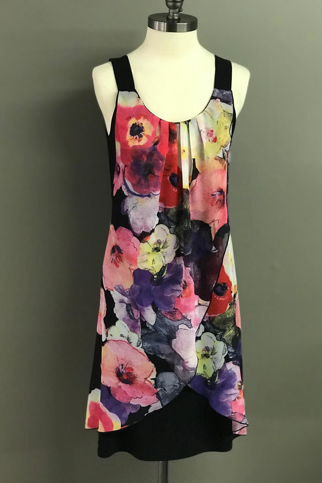 Michael Tyler Collections In Bloom Dress - Main Image