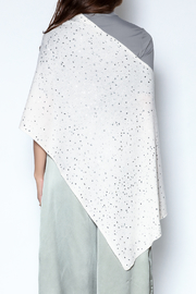 In Cashmere Cashmere Crystal Wrap - Back cropped