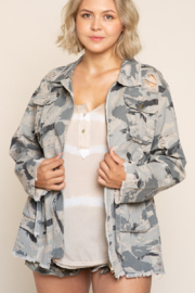 POL  In Charge Jacket - Front cropped