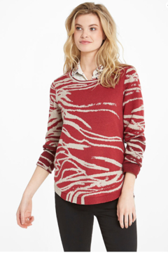 Nic + Zoe  In my Nature Sweater - Product List Image