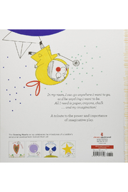 Hachette Book Group In My Room: A Book of Creativity and Imagination - Front full body