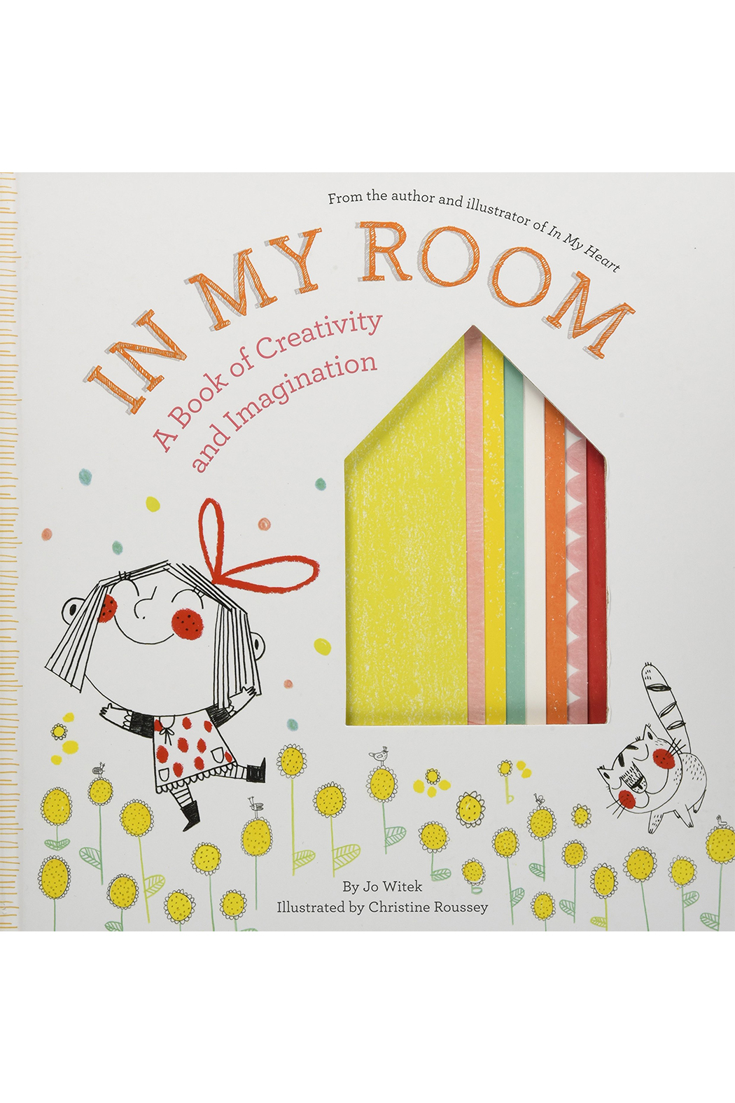 Hachette Book Group In My Room: A Book of Creativity and Imagination - Main Image