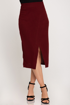 She + Sky In Style Pencil Skirt - Product List Image