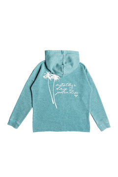 Roxy In The Moment Zip-Up Hoodie - Alternate List Image