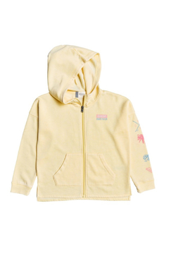 Shoptiques Product: In The Moment Zip-Up Hoodie